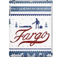 FARGO iPad Case/Skin