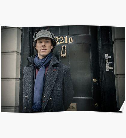 Sherlock - 221B Poster