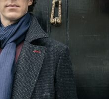 Sherlock - 221B Sticker