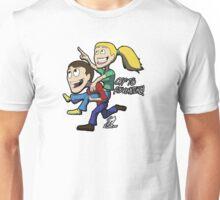 Off To Adventure Unisex T-Shirt
