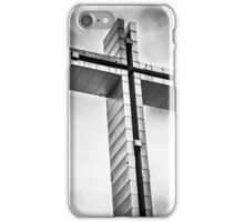 Giant Iron Cross iPhone Case/Skin