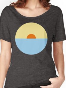 Childish Gambino Kauai Circle Women's Relaxed Fit T-Shirt