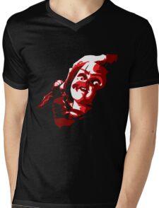 Chucky - Vector Mens V-Neck T-Shirt