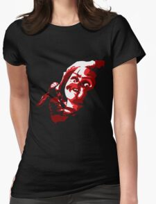 Chucky - Vector Womens Fitted T-Shirt