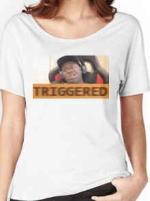 Triggered Ksi Women's Relaxed Fit T-Shirt