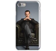 Benedict Cumberbatch - Sherlock iPhone Case/Skin