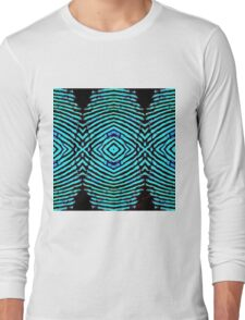Photographer Av Taz 'Fingerprint' Long Sleeve T-Shirt
