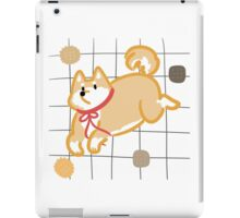 Cookies and Shiba Inu iPad Case/Skin