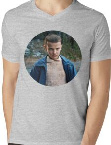 Stranger Things- 11 Mens V-Neck T-Shirt