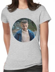 Stranger Things- 11 Womens Fitted T-Shirt