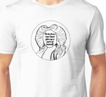 Hedwig: To Be Free Unisex T-Shirt