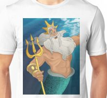 King Triton Unisex T-Shirt