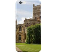 Twekesbury Abbey exterior iPhone Case/Skin