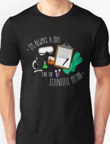 The Scientific Method [White] Unisex T-Shirt
