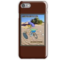 BICYCLE RACING; Yibbitzville Dessert Classic Print iPhone Case/Skin