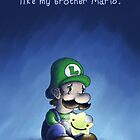 Luigi's Wish by BigOrangeStar