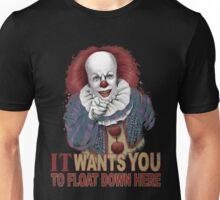 Float Down Here Unisex T-Shirt