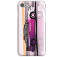 Subaru Alcyone SVX ICWS Pace Car / Safety Car iPhone Case/Skin