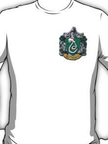 slytherin Christmas card T-Shirt