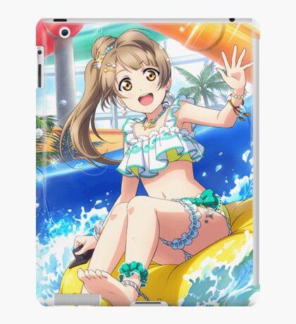 Swimsuit Kotori Minami (Idolized) iPad Case/Skin