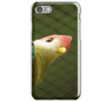 In from the side iPhone Case/Skin