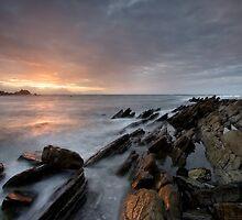 Sea in Barrika by PhotoBilbo