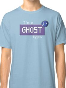 Ghost Type - PKMN Classic T-Shirt