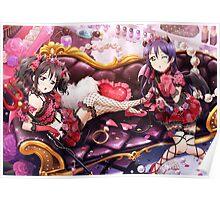 Little Devil Umi Sonoda (Idolized) Poster