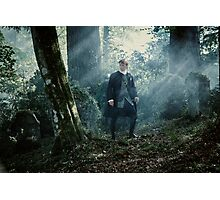Jamie Fraser - King of Men - Outlander Season 2 Photographic Print
