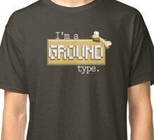 Ground Type - PKMN Classic T-Shirt