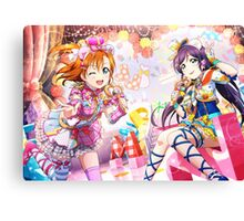 Idol Costume Honoka Kosaka (Idolized) Canvas Print