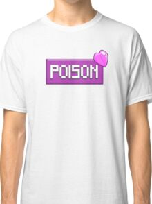 Poison Type - PKMN Classic T-Shirt
