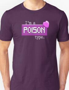 Poison Type - PKMN Unisex T-Shirt