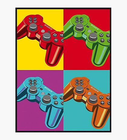 Videogames Photographic Print