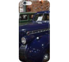 "1940 Packard  Model  ""1803""   Super Eight  Touring Sedan iPhone Case/Skin"