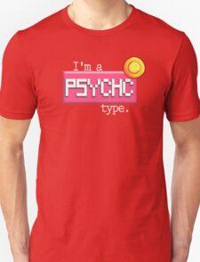 Psychic type - PKMN Unisex T-Shirt