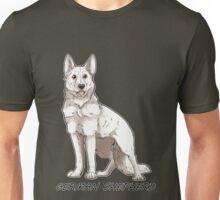 Shepherd Love -White Unisex T-Shirt