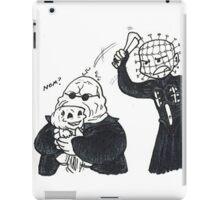 Bad Laslo iPad Case/Skin