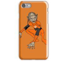 Orange Lantern Gollum iPhone Case/Skin