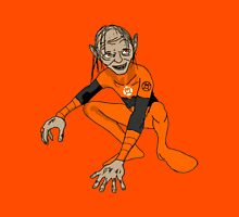 Orange Lantern Gollum Unisex T-Shirt
