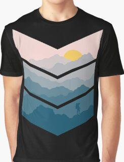 hiking Graphic T-Shirt