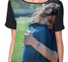 Friendship hug Chiffon Top
