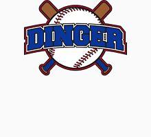 Dinger Men's Baseball ¾ T-Shirt