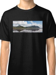 Sunrise Over The Koʻolaus Classic T-Shirt
