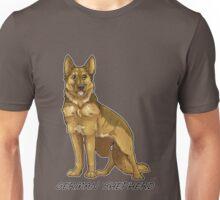 Shepherd Love -Tan Unisex T-Shirt