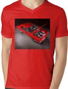 Greg South's HQ Holden Mens V-Neck T-Shirt