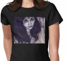 Queen Berúthiel Womens Fitted T-Shirt