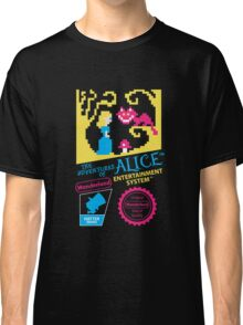 The Adventures of Alice Classic T-Shirt