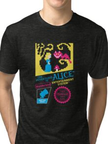 The Adventures of Alice Tri-blend T-Shirt