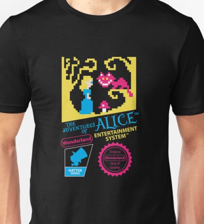 The Adventures of Alice T-Shirt